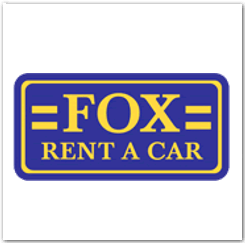 Fox car rental coupon, get 10% off